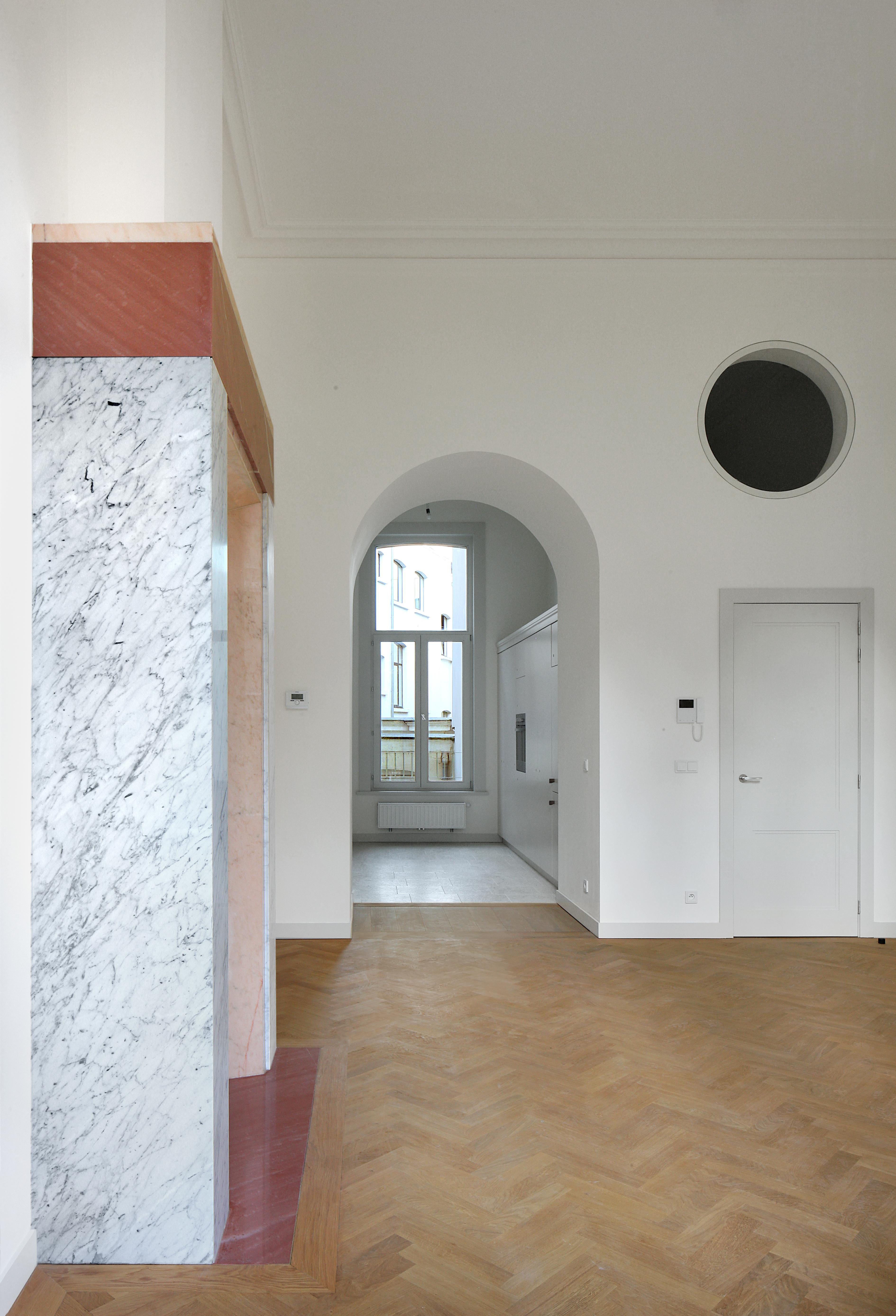 <p>Chimney door (photographer: Filip Dujardin)</p>