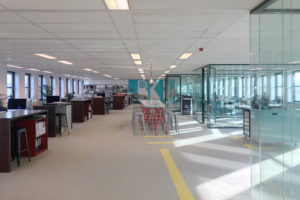 ARC18: Kantoor Bureau Kroner, Binckhorst Den Haag – Bureau Kroner