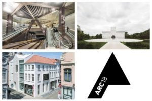 Nominaties ARC18 Architectuur bekend