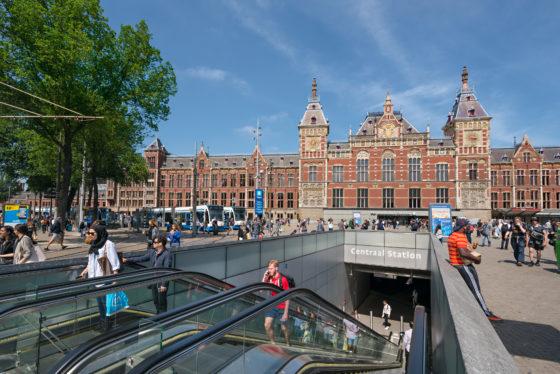 'Amsterdam een van veiligste steden'