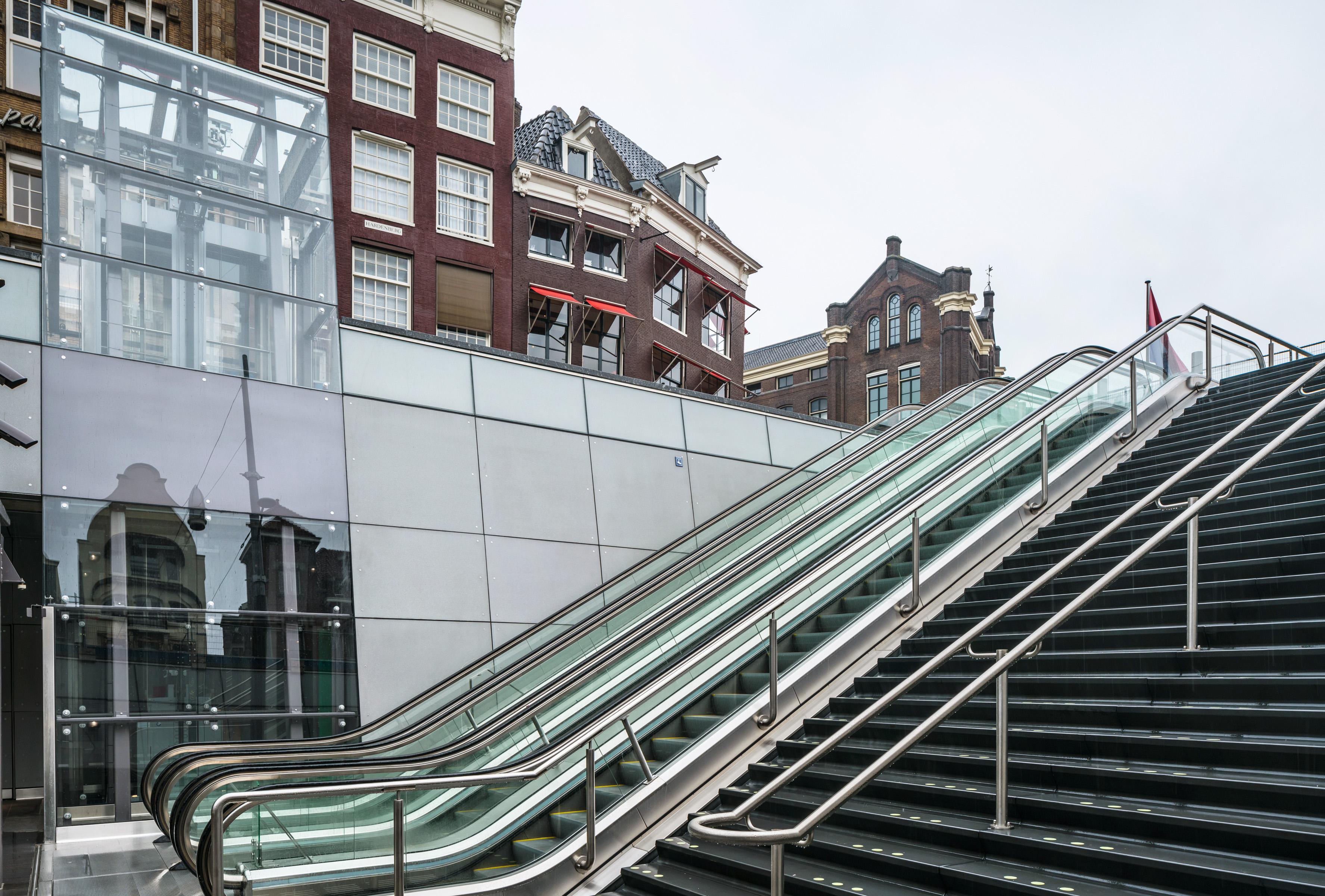 <p>Station Rokin: Jannes Linders</p>