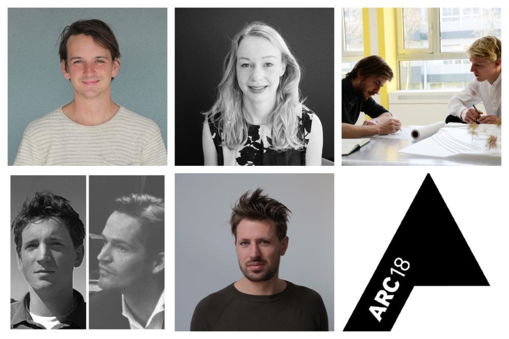 Nominaties ARC18 Jong Talent Award bekend