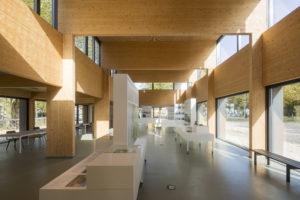 ARC18: Van Eesteren Paviljoen Amsterdam – Korteknie Stuhlmacher Architecten