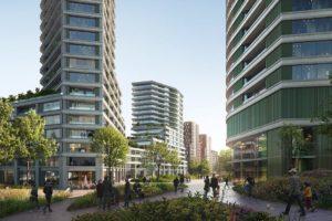 Reactie op ontwerp iconische woontorens in Leiden
