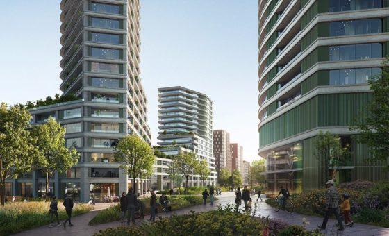 Powerhouse Company ontwerpt drie iconische torens in Leiden