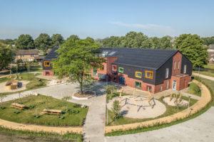 ARC18: IKC Acaciahof Stadskanaal – Duoplan Doetinchem architecten