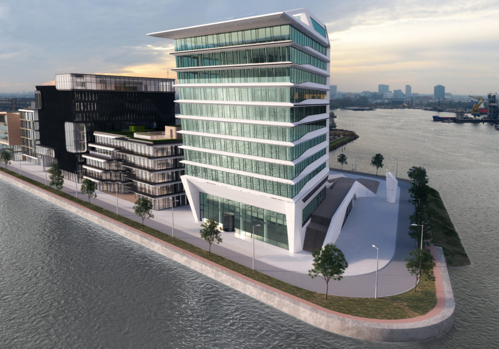ARC18: PVH Campus Amsterdam – MVSA Architects
