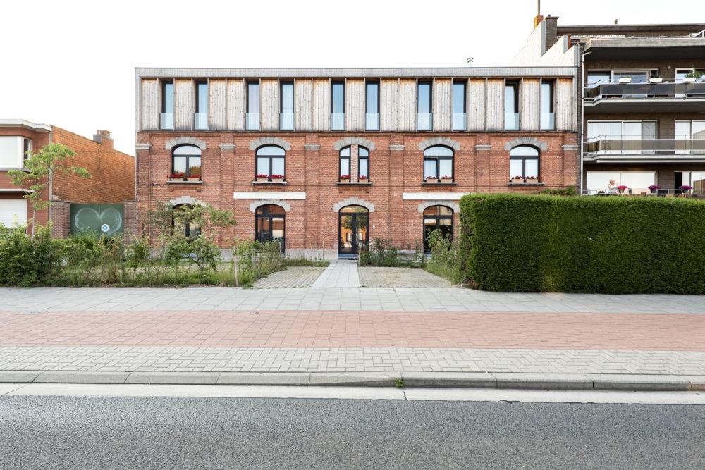 ARC18: Living Apart Together, Cohousing in een voormalige rijkswachtkazerne – Polygoon Architectuur