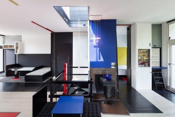 Blog – Rietveld-Schröder Huis in de foto\'s van Stijn Poelstra - De ...