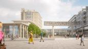 Ontwerp Kraaijvanger Architecten Stadskantoor Gent onthuld
