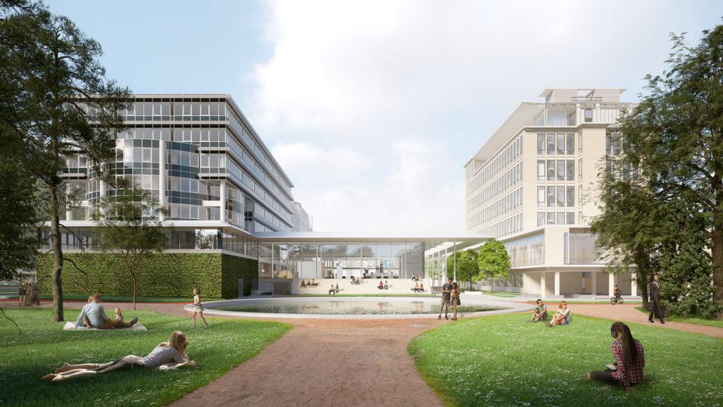 Stadskantoor Gent - Kraaijvanger Architecten