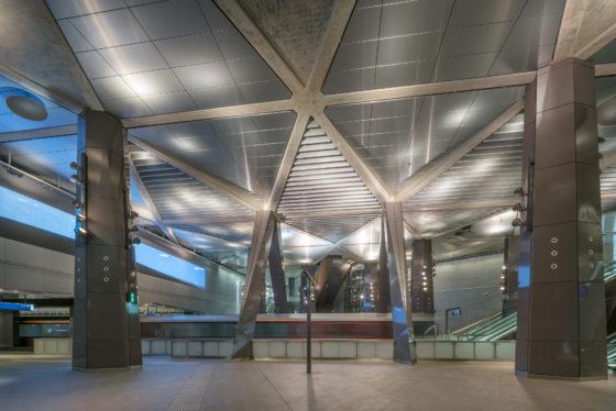 Noord/Zuidlijn en Hotel Jakarta winnaars Amsterdam Architectuur Prijs 2019