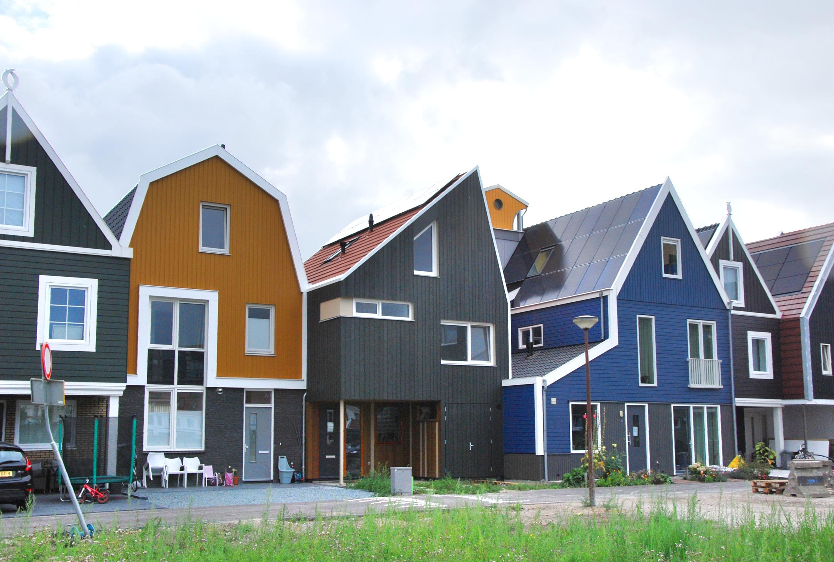<p>Stedebouwkundige inpassing in het straatbeeld</p>