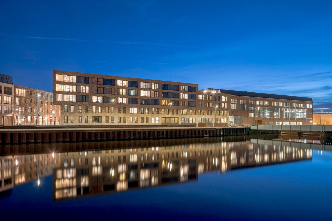<p>Woonzorgcentrum Scheldehof te Vlissingen. Foto Ronald Tilleman</p>