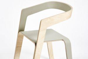 ARC18: Nunc chair – Berend van der Linde