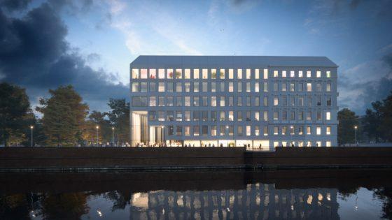MVRDV transformeert negentiende-eeuws erfgoed in Wrocław, Polen