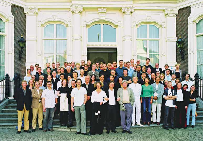 Deelnemers en mentoren Het Experiment 2004-2006