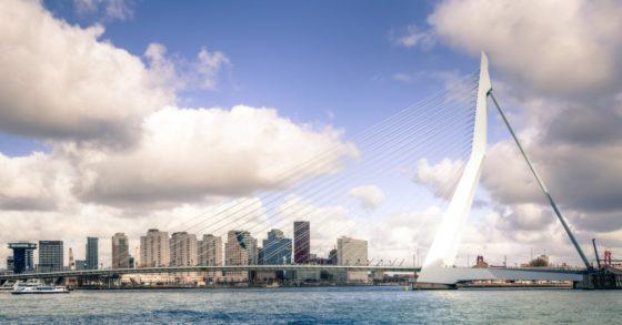 Rotterdam als pionier van het circulaire bouwen