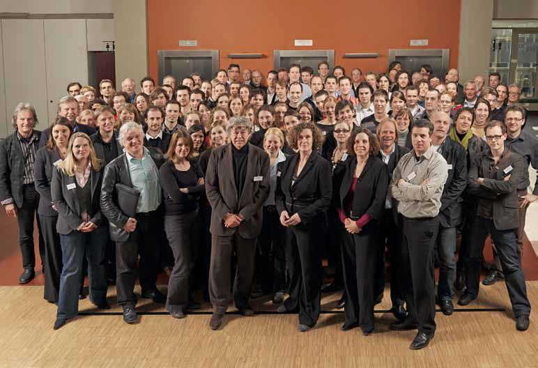 Deelnemers en mentoren Het Experiment 2008-2010
