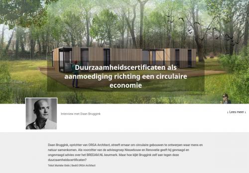 Digimagazine Duurzaamheid