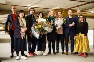 International Jury Award DDW 2018 kent drie winnaars