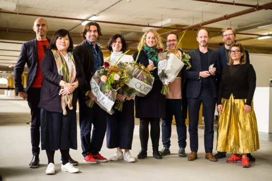 International Jury Award DDW 2018 kent drie winnaars