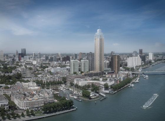 Transformatieplein 2019: Rotterdam – Moderne haven en stadsontwikkeling hand in hand