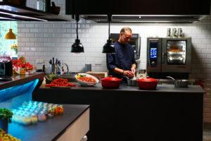 Bij Hotel Ernst Sillem Hoeve wordt gekookt op Dekton®