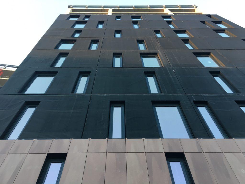 Projectbezoek City Harbour Hotel Amsterdam, beeld Harm Tilman