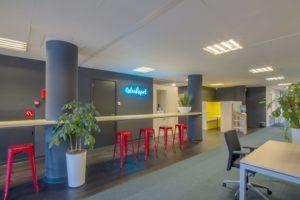Kantoor Werkspot in Amsterdam – Jasper Grool ∙ Architect