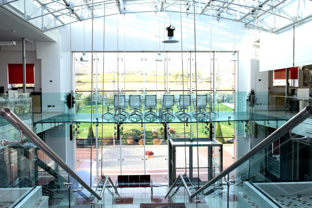 Blog – Glastechniek in MPH kantoor in Potenza
