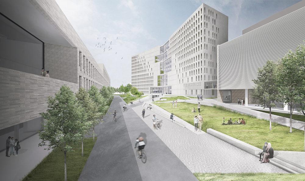 Winnaar bekend ontwerpwedstrijd Bioscience Leuven