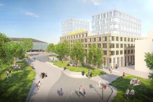 The Student Hotel krijgt groen licht voor start bouw in Nieuw Delft