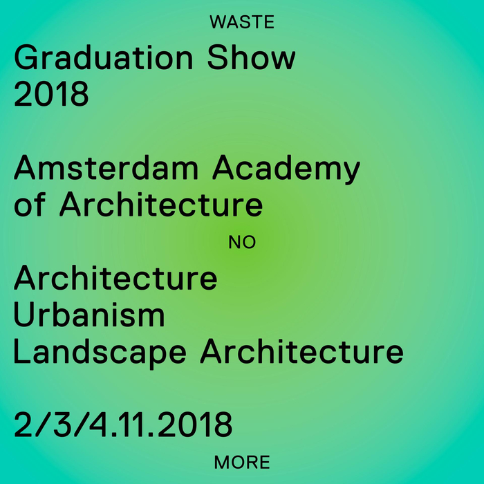 Graduation Show AHK Amsterdam