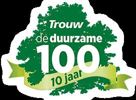 Drie architecten in Trouw's duurzame top 100