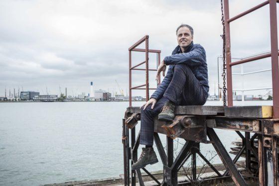 Adriaan Geuze ontvangt de ULI Netherlands Leaderschip Award for Outstanding Urban (Re)Development