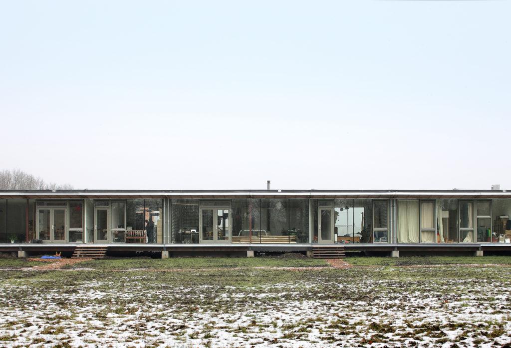 Project Oosterwold Bureau SLA. Beeld: Filip Dujardin