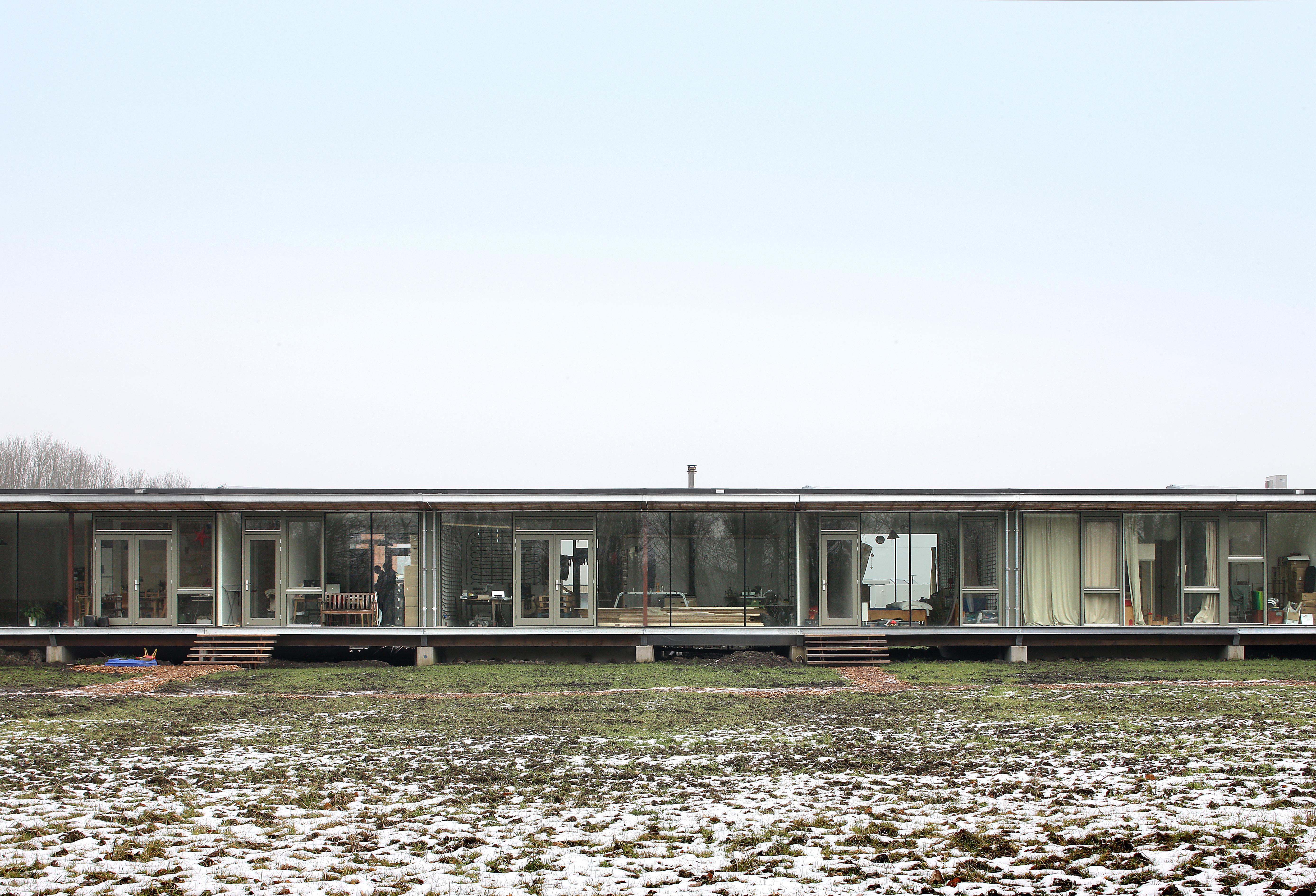 <p>Project Oosterwold Bureau SLA. Beeld: Filip Dujardin</p>