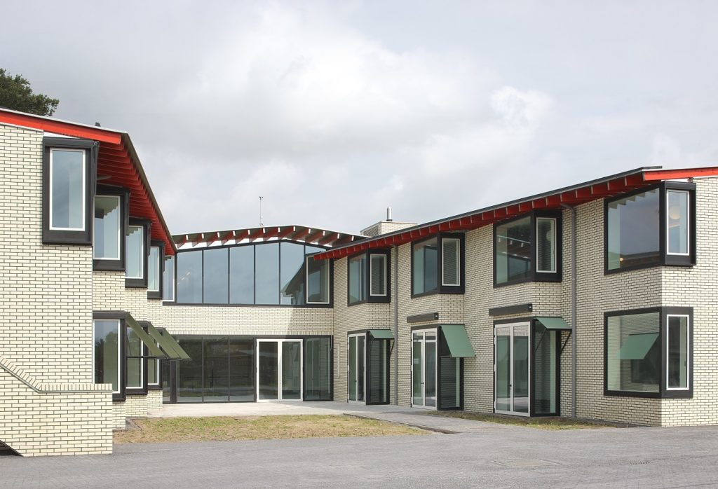 Kapelleveld in Ternat (B) door architecten de vylder vinck taillieu, beeld Filip Dujardin