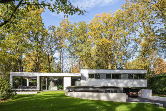 Transformatie woonhuis Weert – Augustus Architecten
