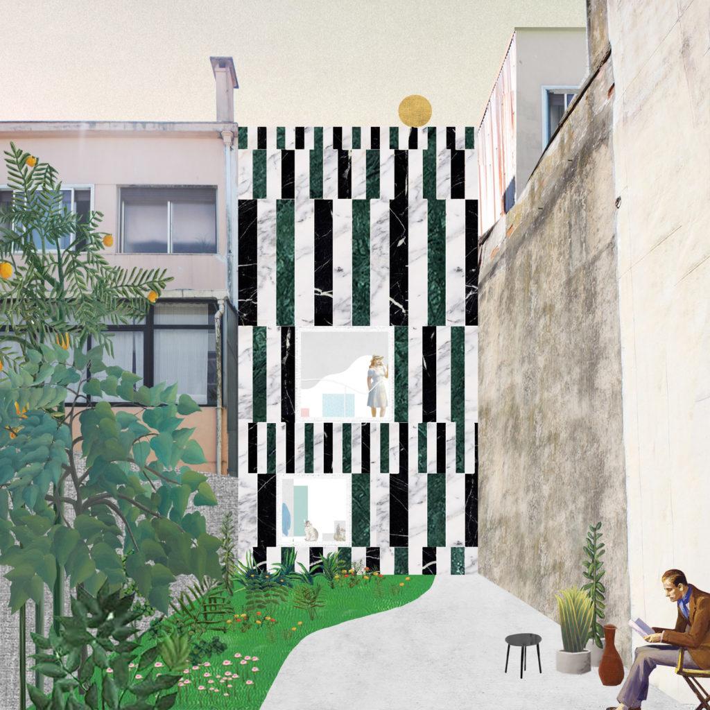 Huis Rua Do Paraïso, Porto - Fala Atelier