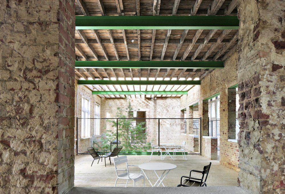 Architecten de vylder vinck taillieu gaan eigen weg