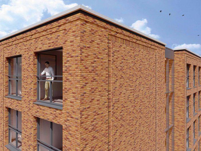 Studentenwoningen Havenkwartier Deventer Te Kiefte Architecten