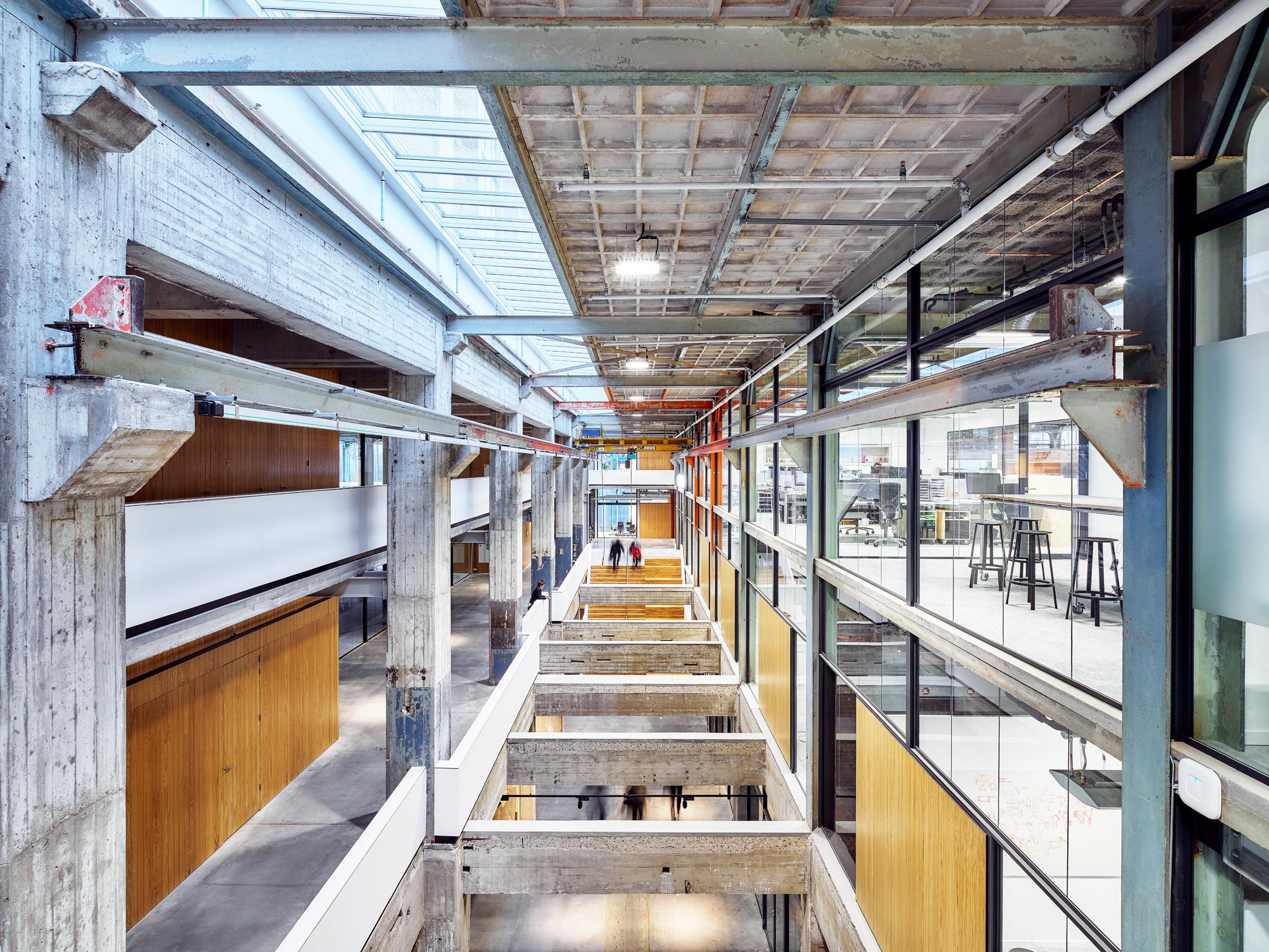 Van Berlo Vloeren : De kracht van de combinatie stedenbouw