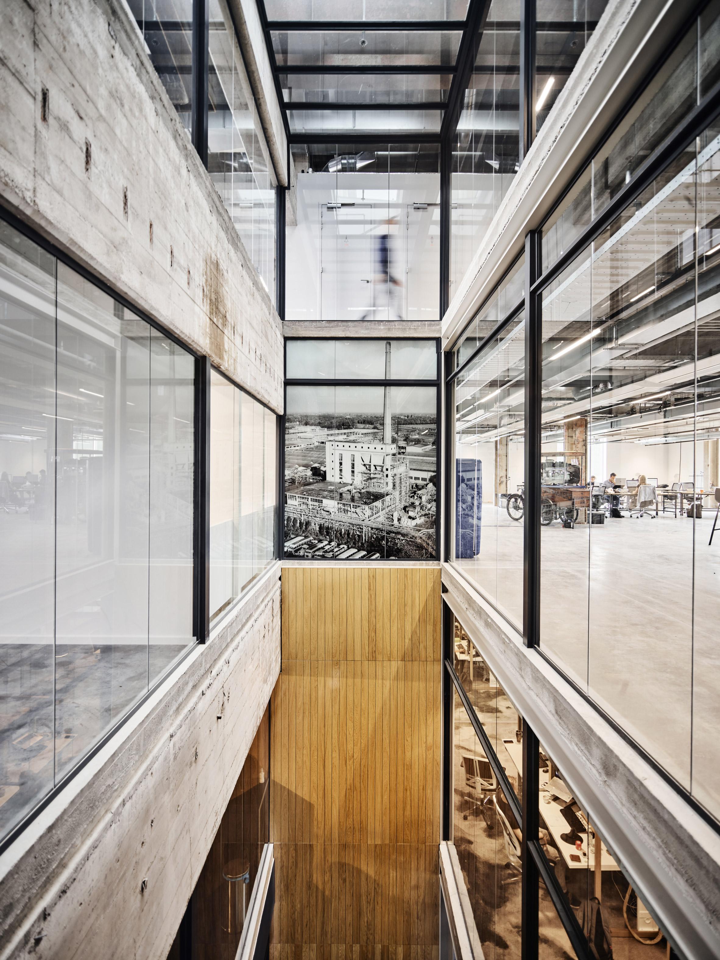 <p>Innovation Powerhouse Eindhoven door Atelier van Berlo i.s.m. Eugelink architectuur &#038; De Bever Architecten, beeld Tycho Merijn</p>