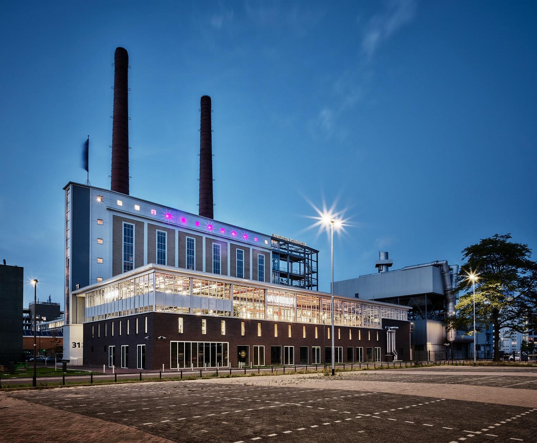 <p>Innovation Powerhouse Eindhoven door Atelier van Berlo i.s.m. Eugelink architectuur & De Bever Architecten, beeld Tycho Merijn</p>