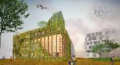 Biophilic Co-Housing voor Centrumeiland Amsterdam