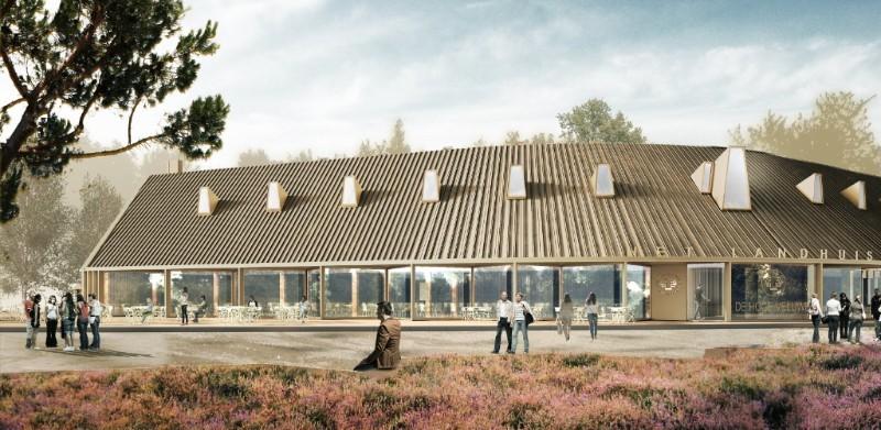 <p>Landhuis De Hoge Veluwe door Monadnock/De Zwarte Hond ism Vos Interieur & Beersnielsen, beeld De Zwarte Hond/Monadnock</p>