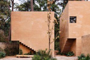 Weekendhuizen, Valle de Bravo (MX) – Taller Héctor Barroso