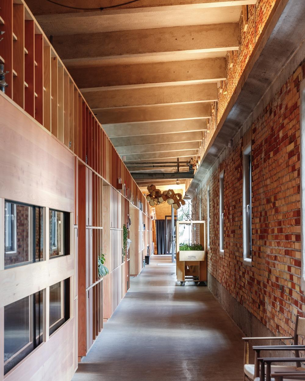 <p>noma, Kopenhagen – Bjarke Ingels Group. Beeld Rasmus Hjortshoj</p>